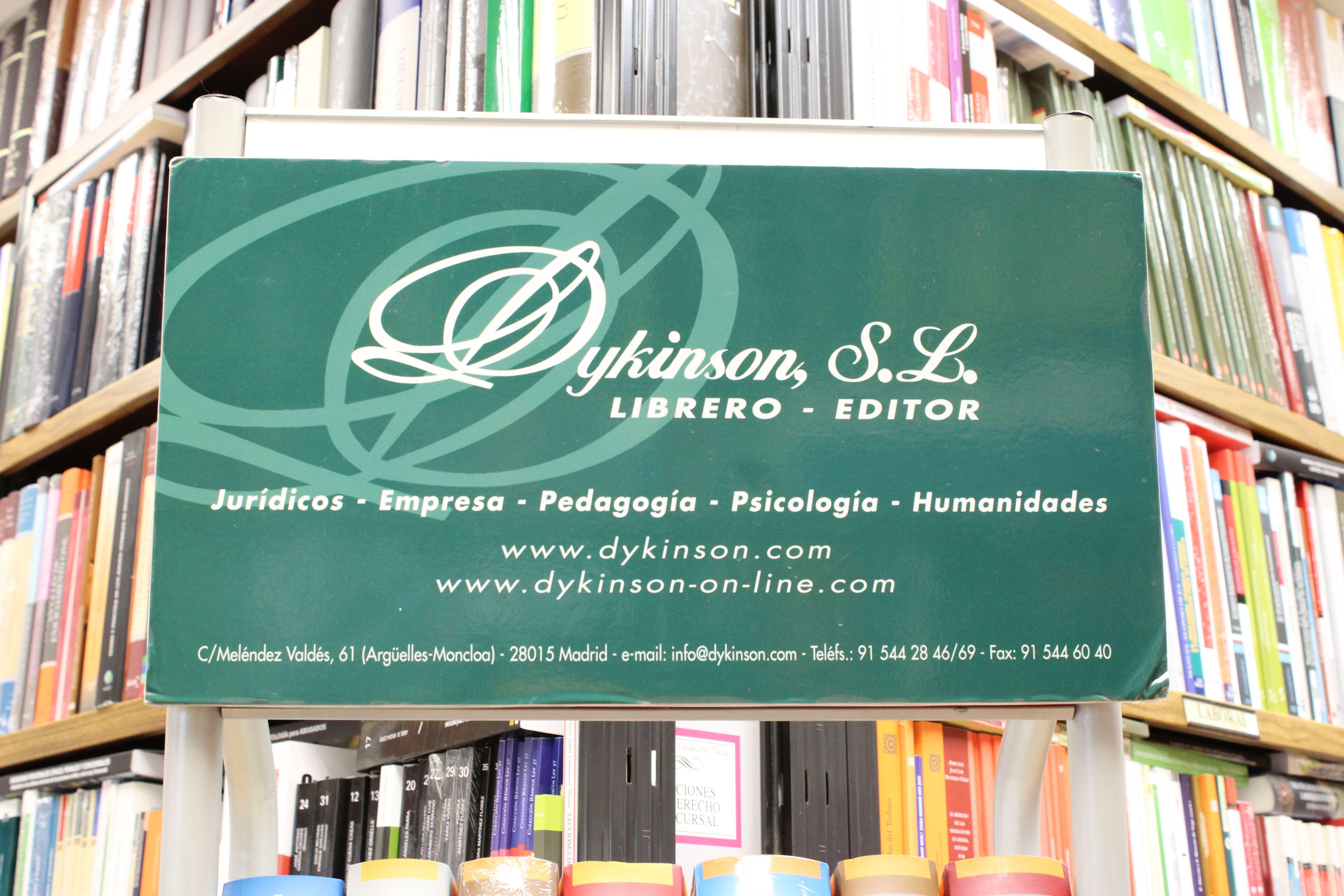 Foto 3 de Librerías en Madrid | Dykinson