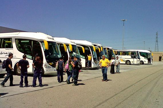 Foto 35 de Autocares en Pinto | Autocares Redruejo