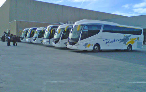 Foto 59 de Autocares en Pinto | Autocares Redruejo