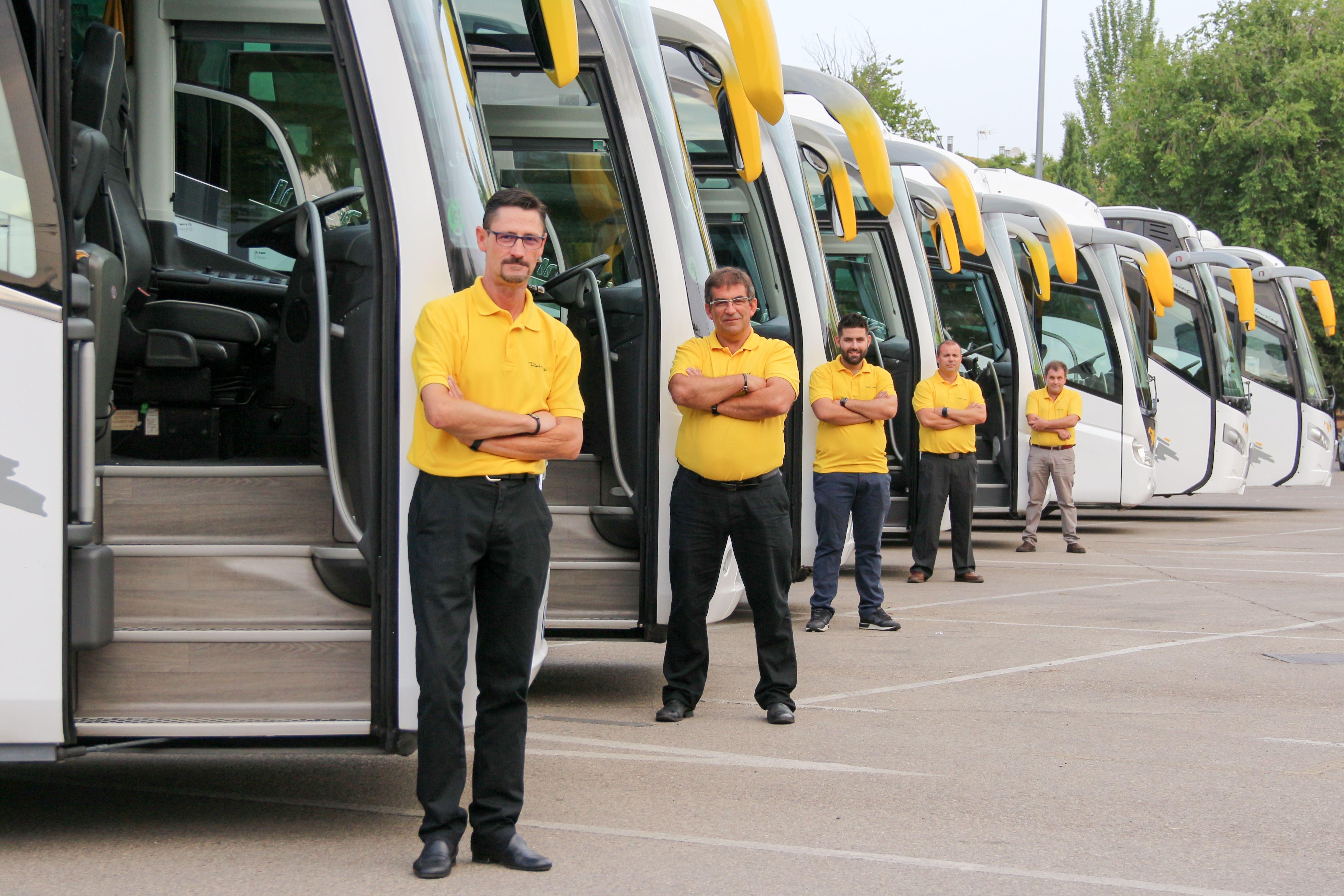 Conductores Autocares Redruejo