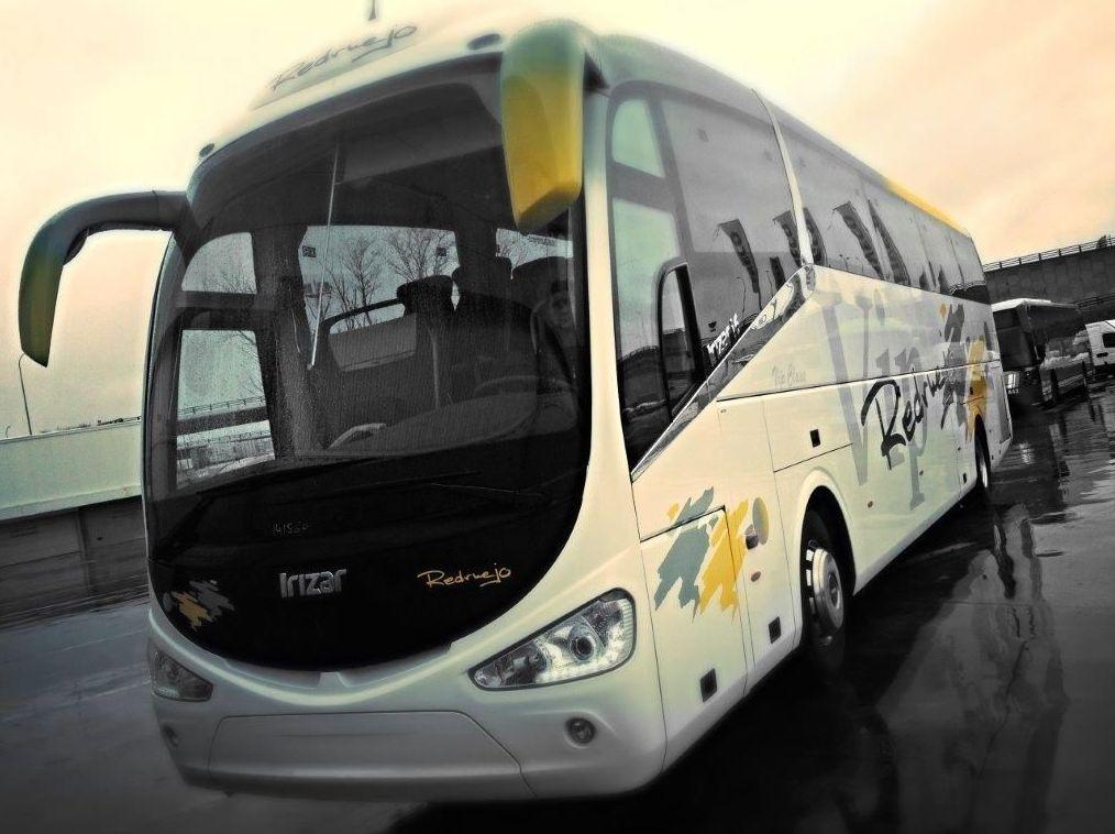 Alquiler de autobuses para bodas