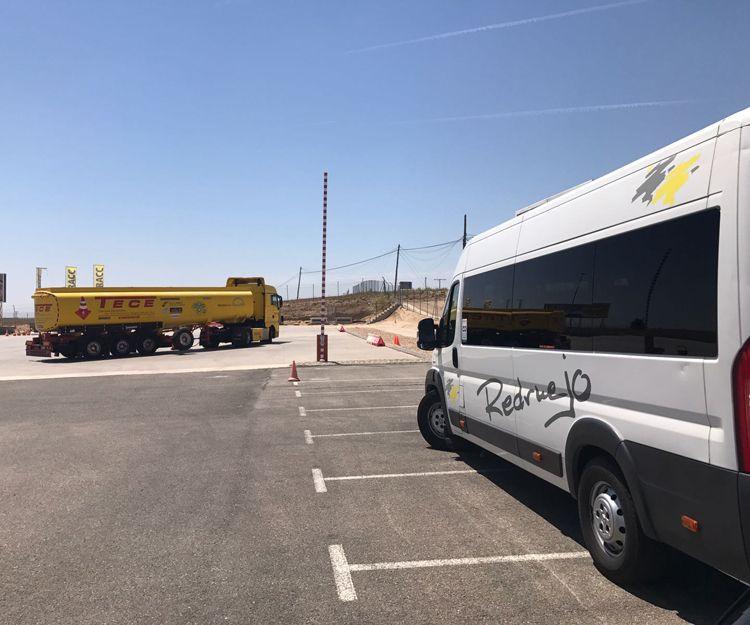 Minibuses para eventos