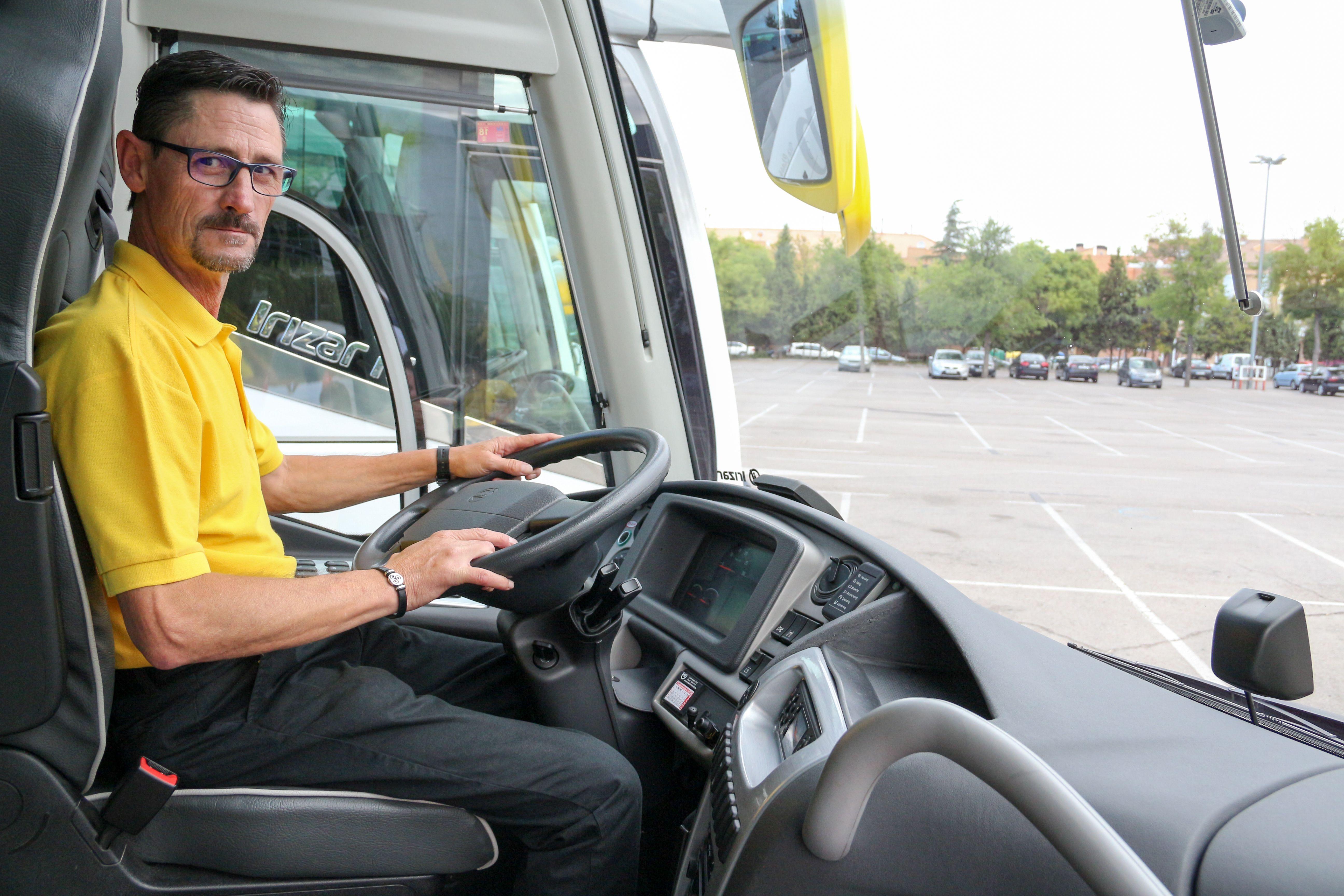 Conductor Autocares Redruejo