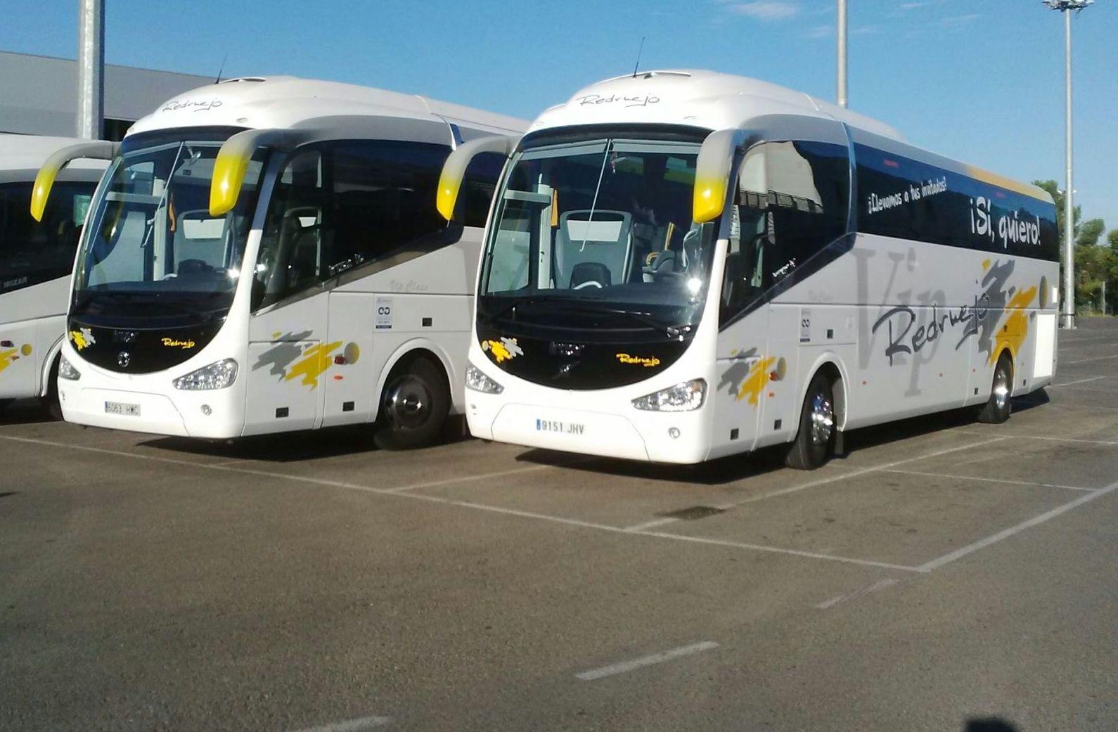 Nuevos buses VIP