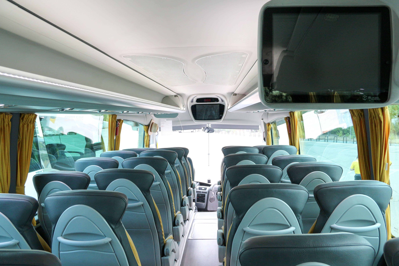 Interior bus de AUTO