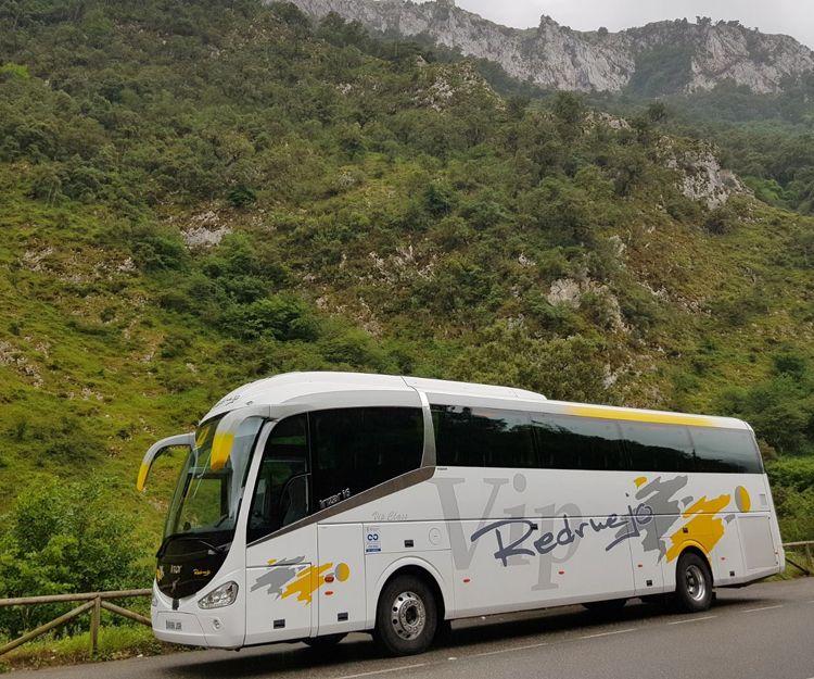 Autocares para viajes por la comunidad de Madrid