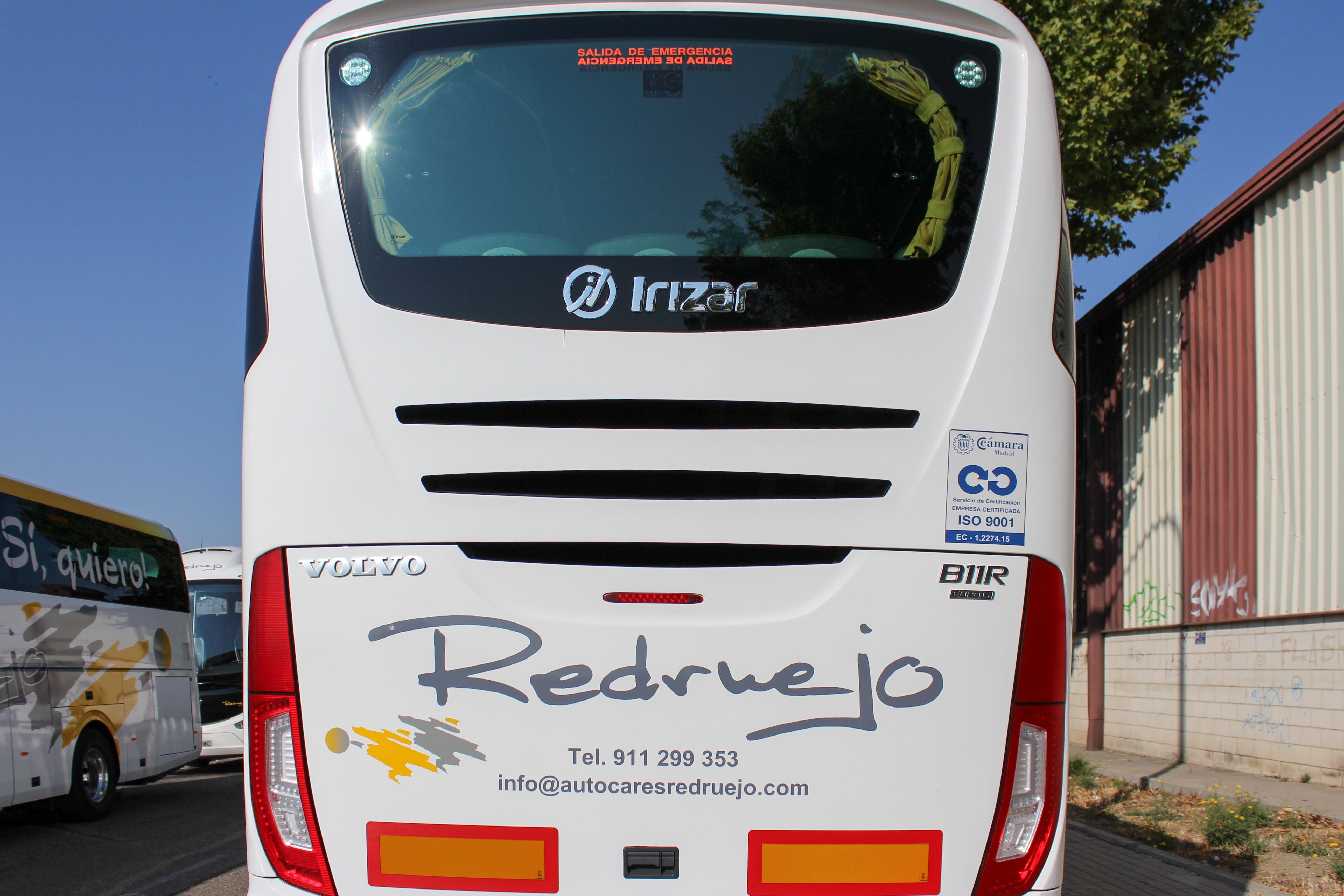 Foto 9 de Autocares en Pinto | Autocares Redruejo