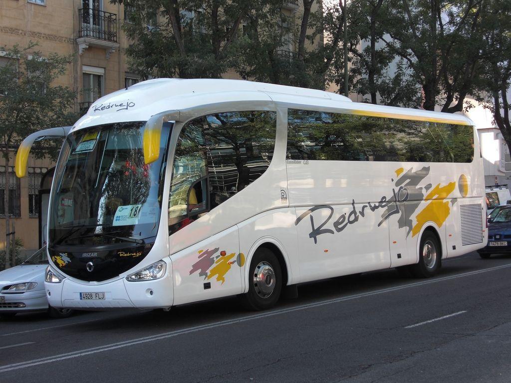 Autocares escolares Madrid