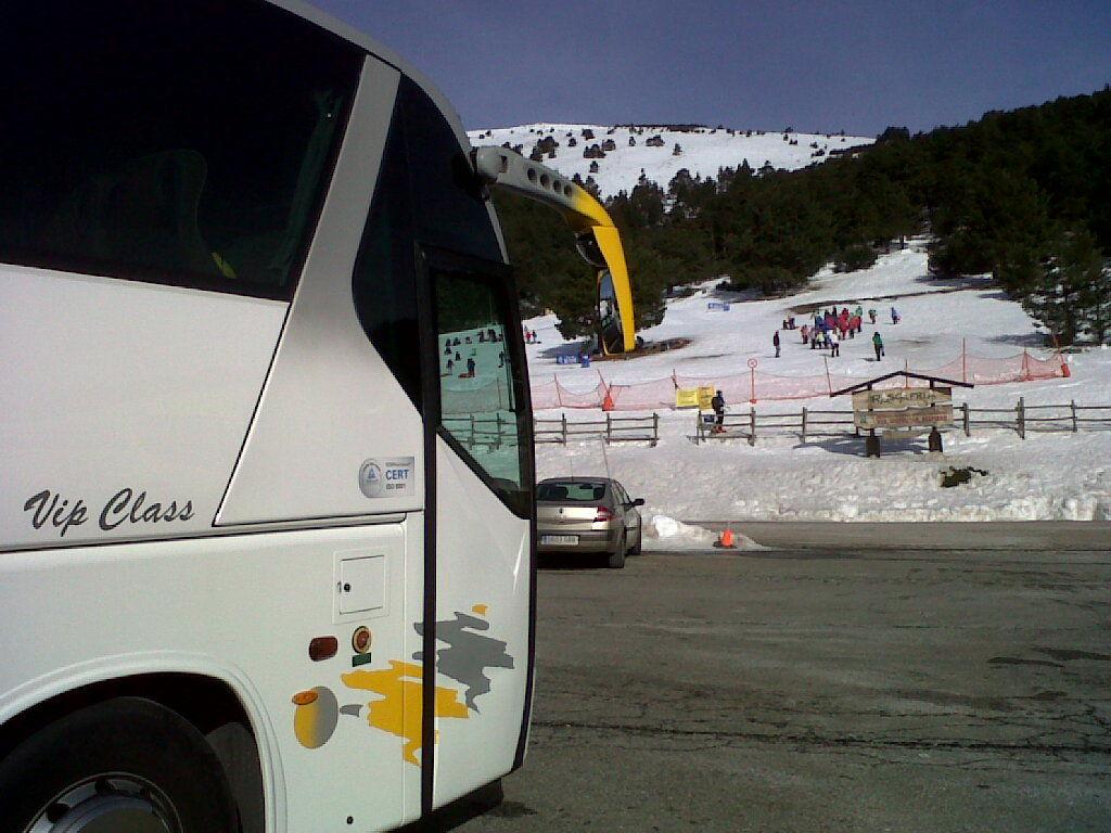 Excursiones en autocar a la nieve