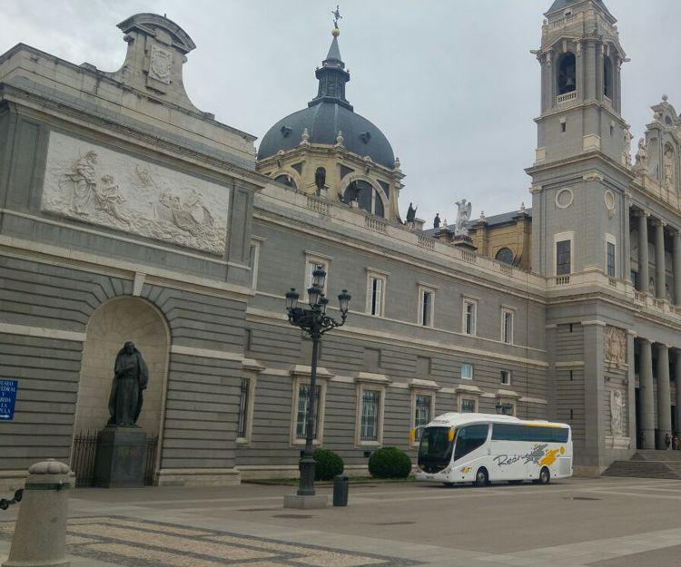 Viaje a Madrid con nuestros autocares