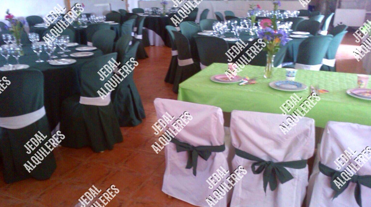 Alquiler de sillas y mesas para eventos en Jerez de la Frontera