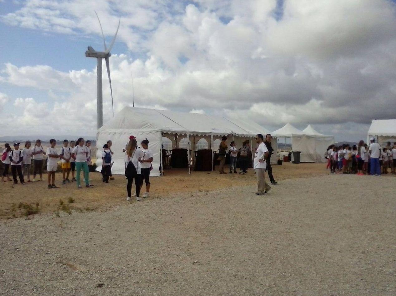 Reunión Energía eólica: Catálogo de Jedal Alquileres