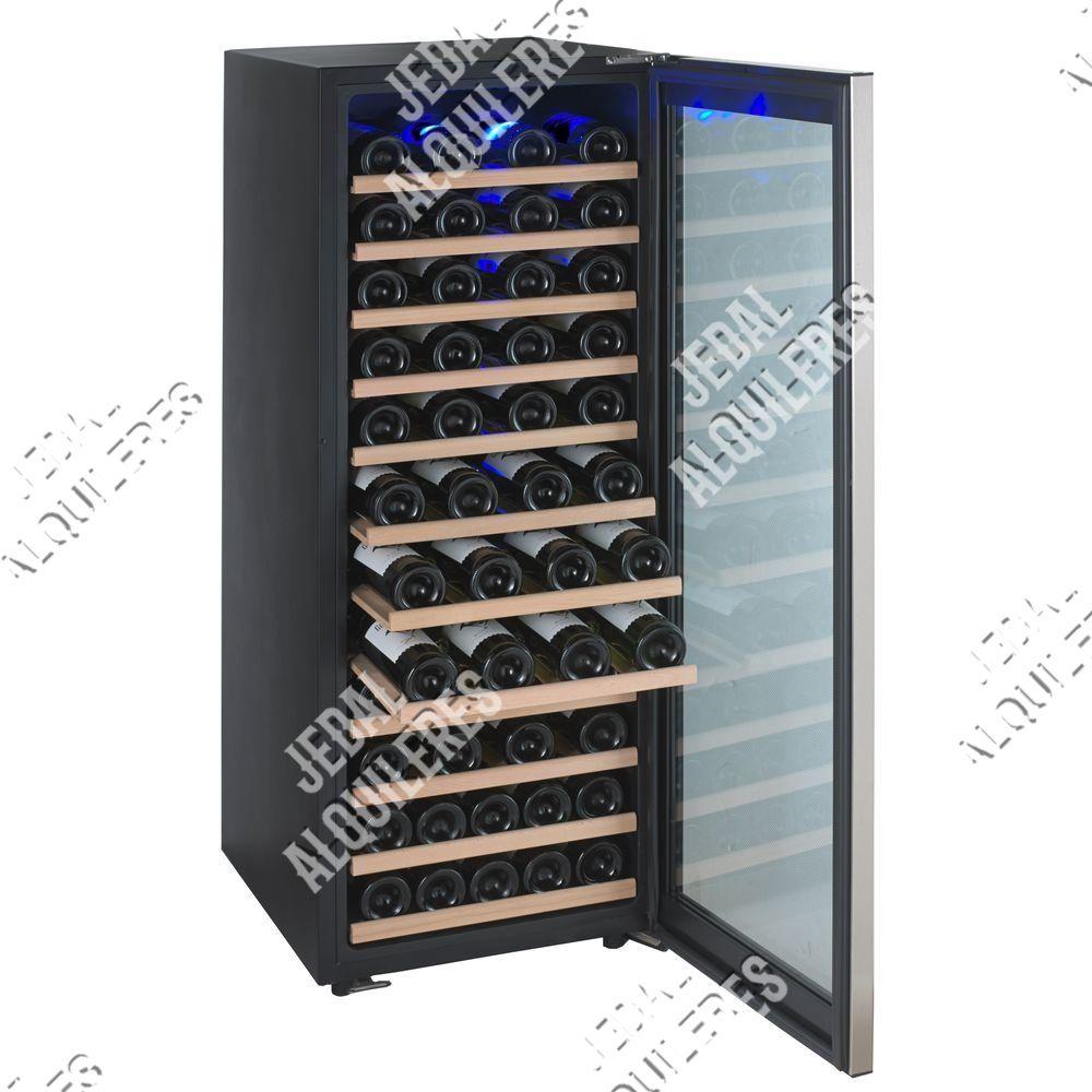 Refrigerador de vinos
