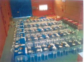Organización de eventos: Catálogo de Jedal Alquileres