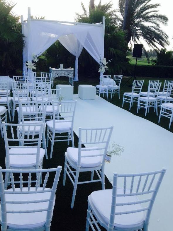 Foto 29 de Alquiler de sillas, mesas y menaje en Jerez de la Frontera | Jedal Alquileres