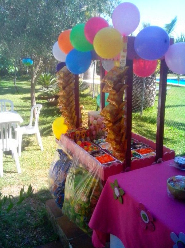 Carrito chuches nena: Catálogo de Jedal Alquileres