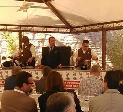 Feria Vinoble Jerez de la Frontera: Catálogo de Jedal Alquileres
