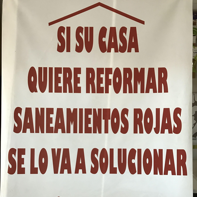 Foto 5 de Albañilería y Reformas en Madrid | Saneamientos Rojas
