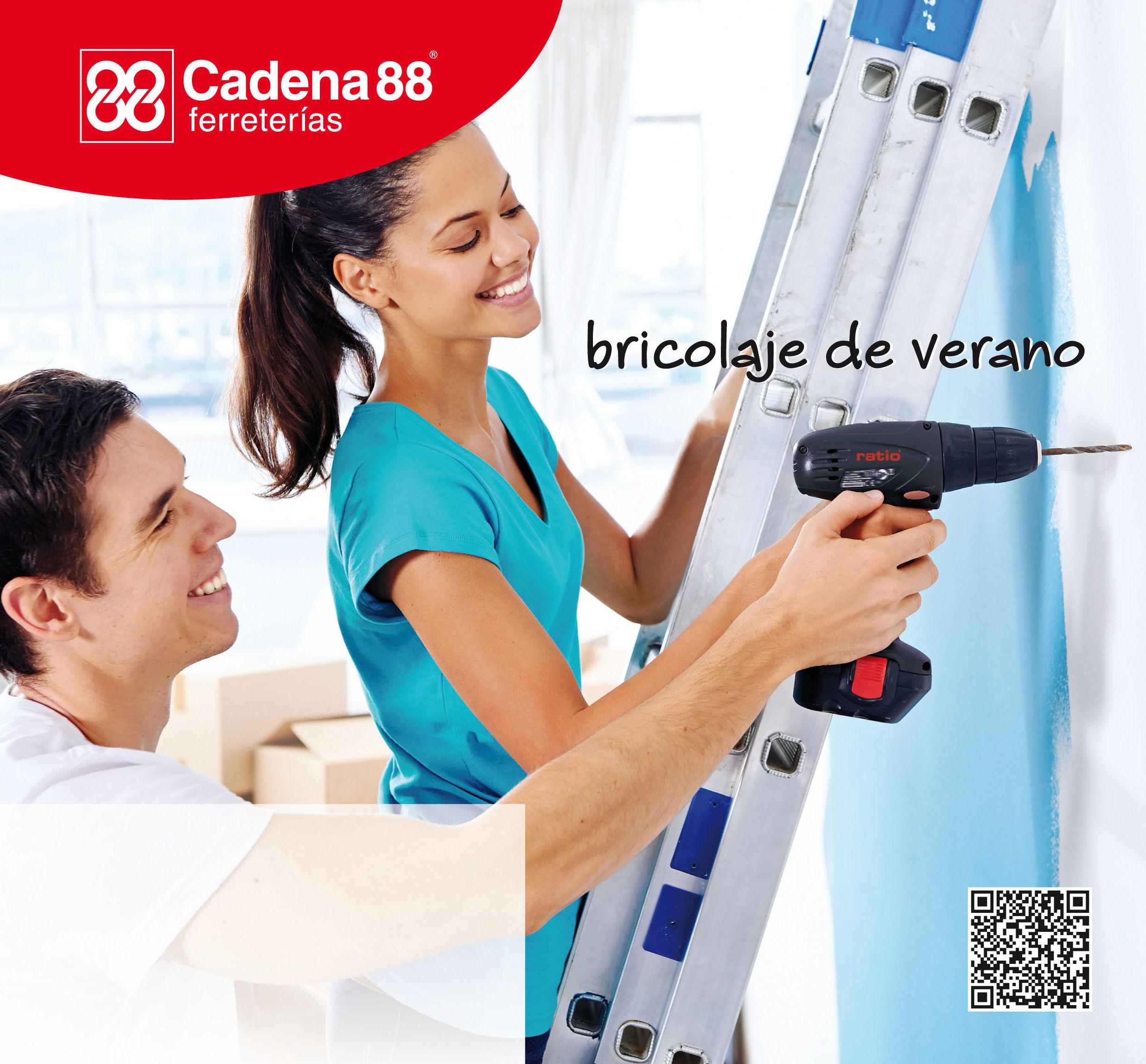 CATÁLOGO DE VERANO 2015 CADENA 88