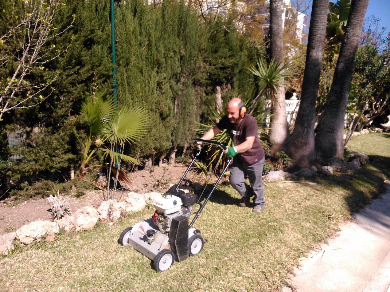 Jardineros para comunidades en Córdoba