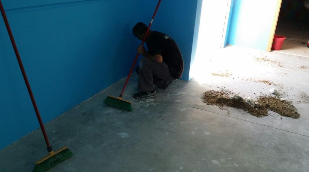 Empresa de limpiezas y mantenimiento de comunidades