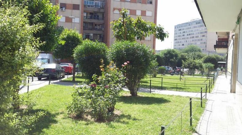 Limpieza de jardines para comunidades