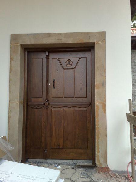 puertas de madera en asturias carpinter a b p cu tara