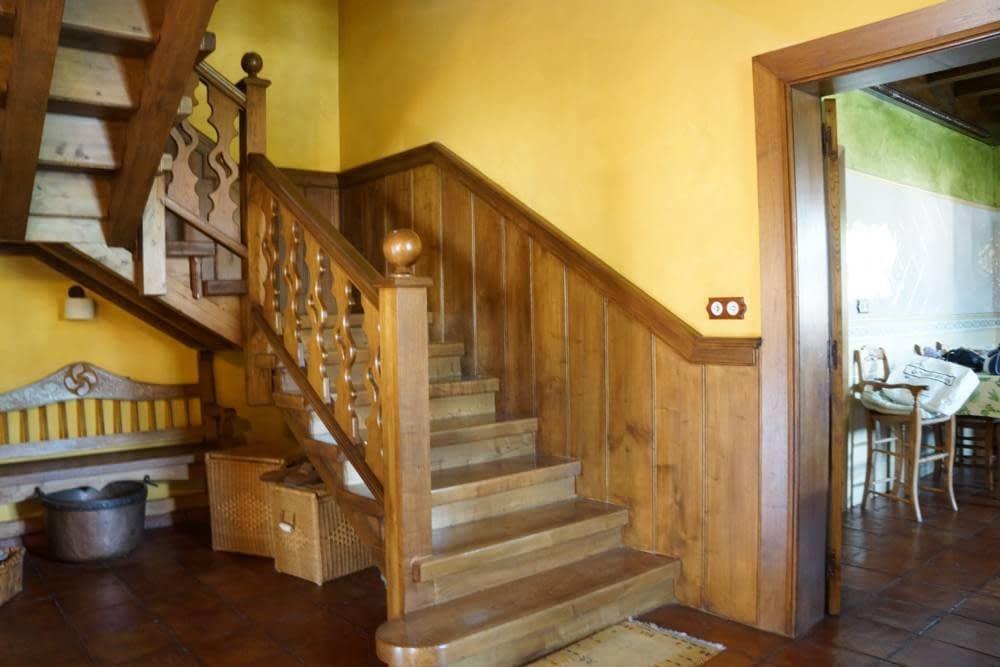 Escaleras: Catalogo de productos de Carpintería B.P. Cuétara Ibáñez