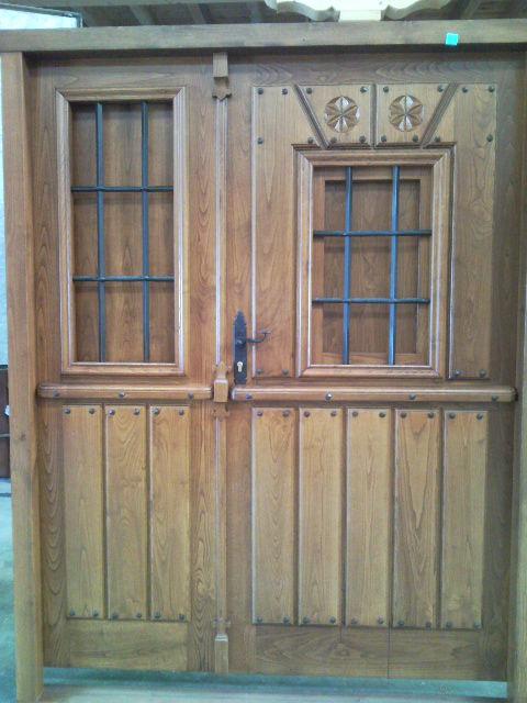 Pe 00153 puerta exterior catalogo de productos de - Puertas exterior asturias ...