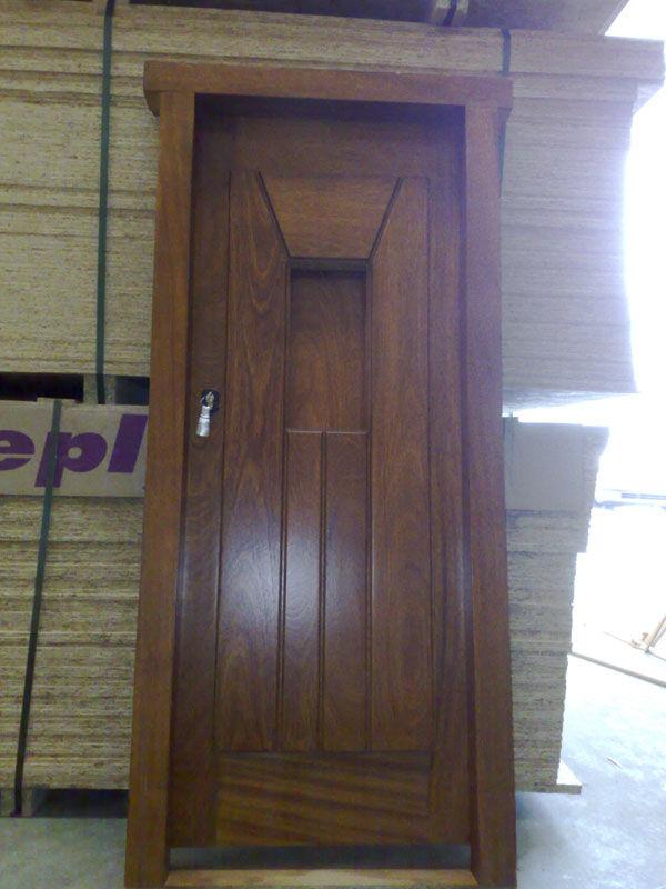 PE-00155  PUERTA EXTERIOR: Catalogo de productos de Carpintería B.P. Cuétara Ibáñez