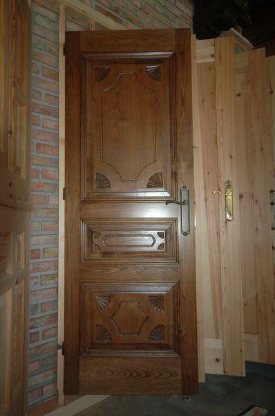 Pi 00207 puerta interior catalogo de productos de carpinter a b p cu tara ib ez - Puertas interior asturias ...