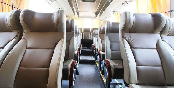 Modernos autobuses con capacidad desde 16 a 55 plazas en Albacete