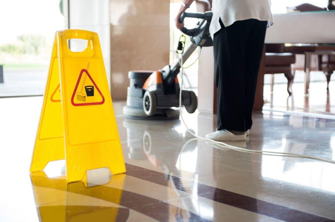 Limpieza de comunidades de vecinos en Sarriá