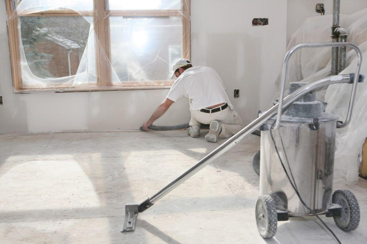 Limpiezas de fin de obra en Monforte de Lemos
