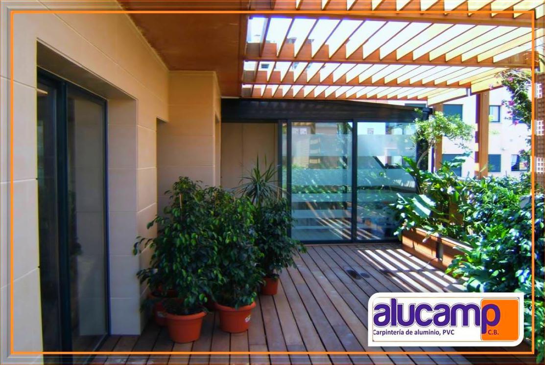 Foto 6 de Carpintería de aluminio, metálica y PVC en Aldaia | Alucamp, C.B.