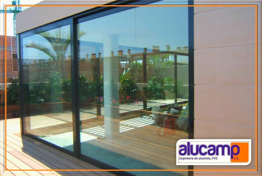 Picture 7 of Carpintería de aluminio, metálica y PVC in Aldaia | Alucamp, C.B.