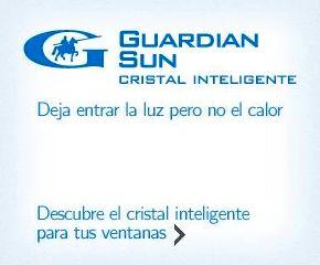 """Cristal Inteligente """"Guardian Sun"""": Catálogo de Alucamp, C.B."""