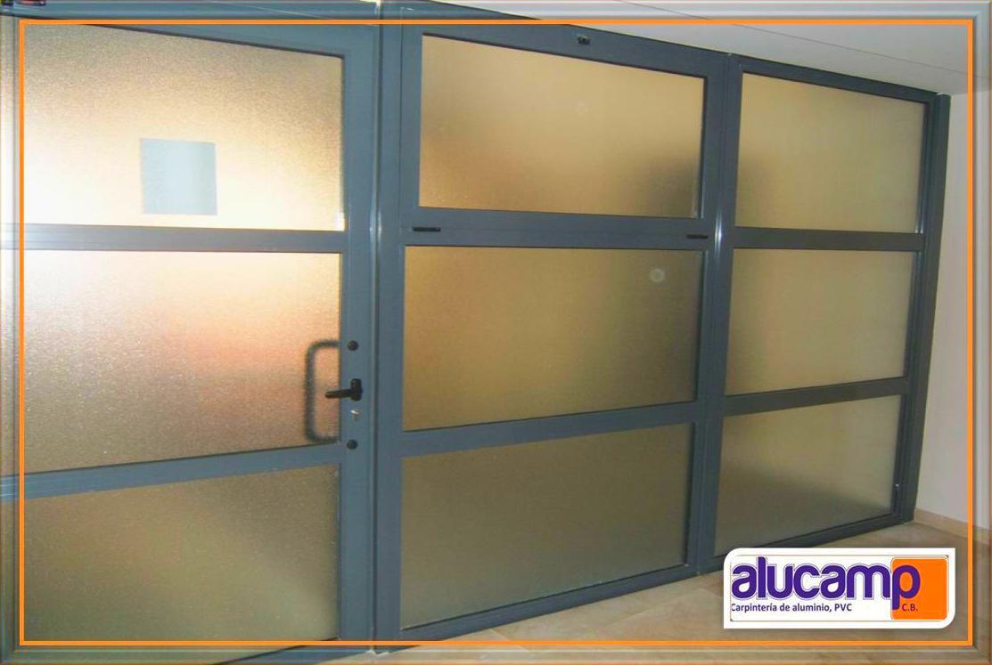 Foto 17 de Carpintería de aluminio, metálica y PVC en Aldaia | Alucamp, C.B.