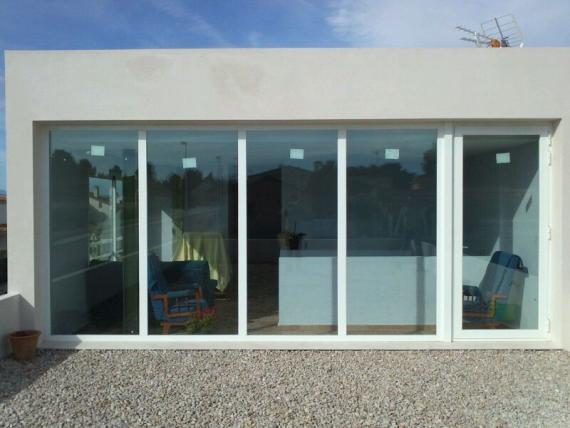 Foto 31 de Carpintería de aluminio, metálica y PVC en Aldaia | Alucamp, C.B.