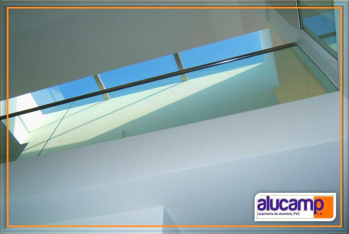 Foto 16 de Carpintería de aluminio, metálica y PVC en Aldaia | Alucamp, C.B.