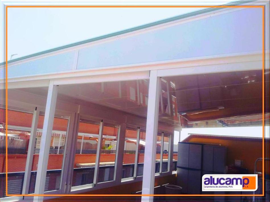 Foto 24 de Carpintería de aluminio, metálica y PVC en Aldaia | Alucamp, C.B.