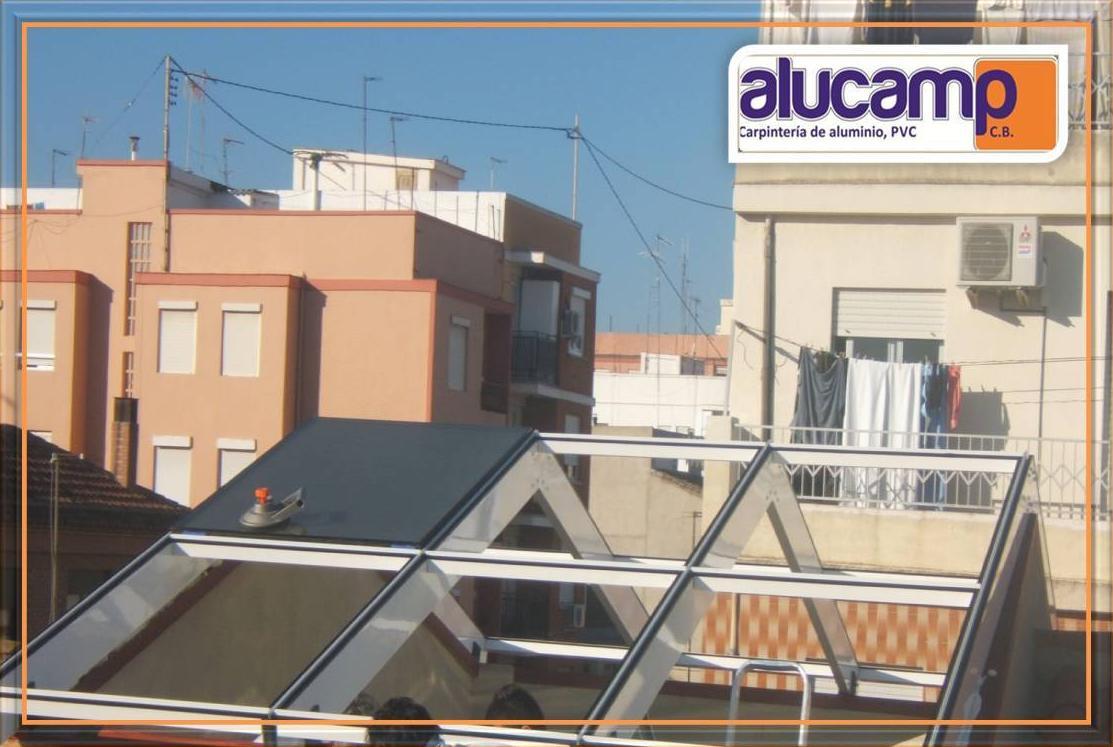 Foto 12 de Carpintería de aluminio, metálica y PVC en Aldaia | Alucamp, C.B.