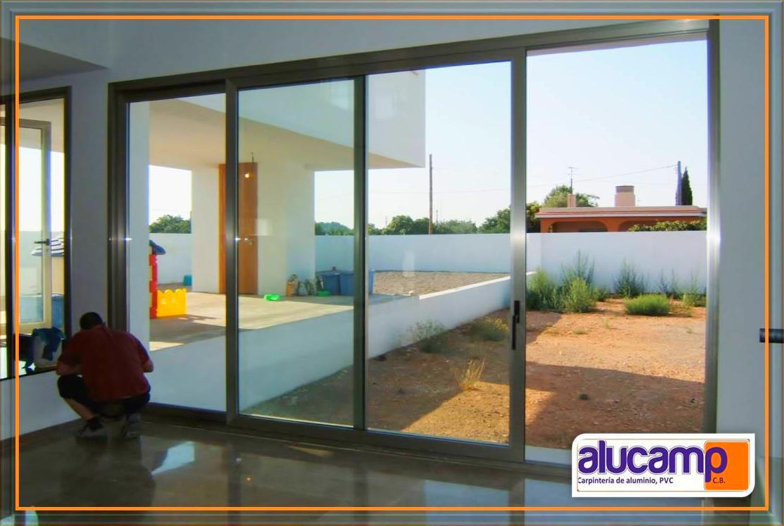 Foto 10 de Carpintería de aluminio, metálica y PVC en Aldaia | Alucamp, C.B.