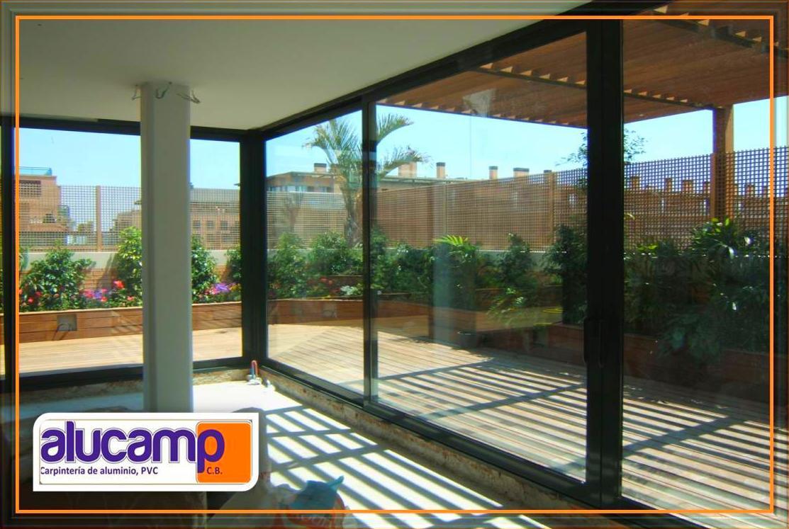 Foto 8 de Carpintería de aluminio, metálica y PVC en Aldaia | Alucamp, C.B.