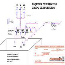 Foto 8 de Extintores y material contra incendios en Alcalá de Henares | Asecoin
