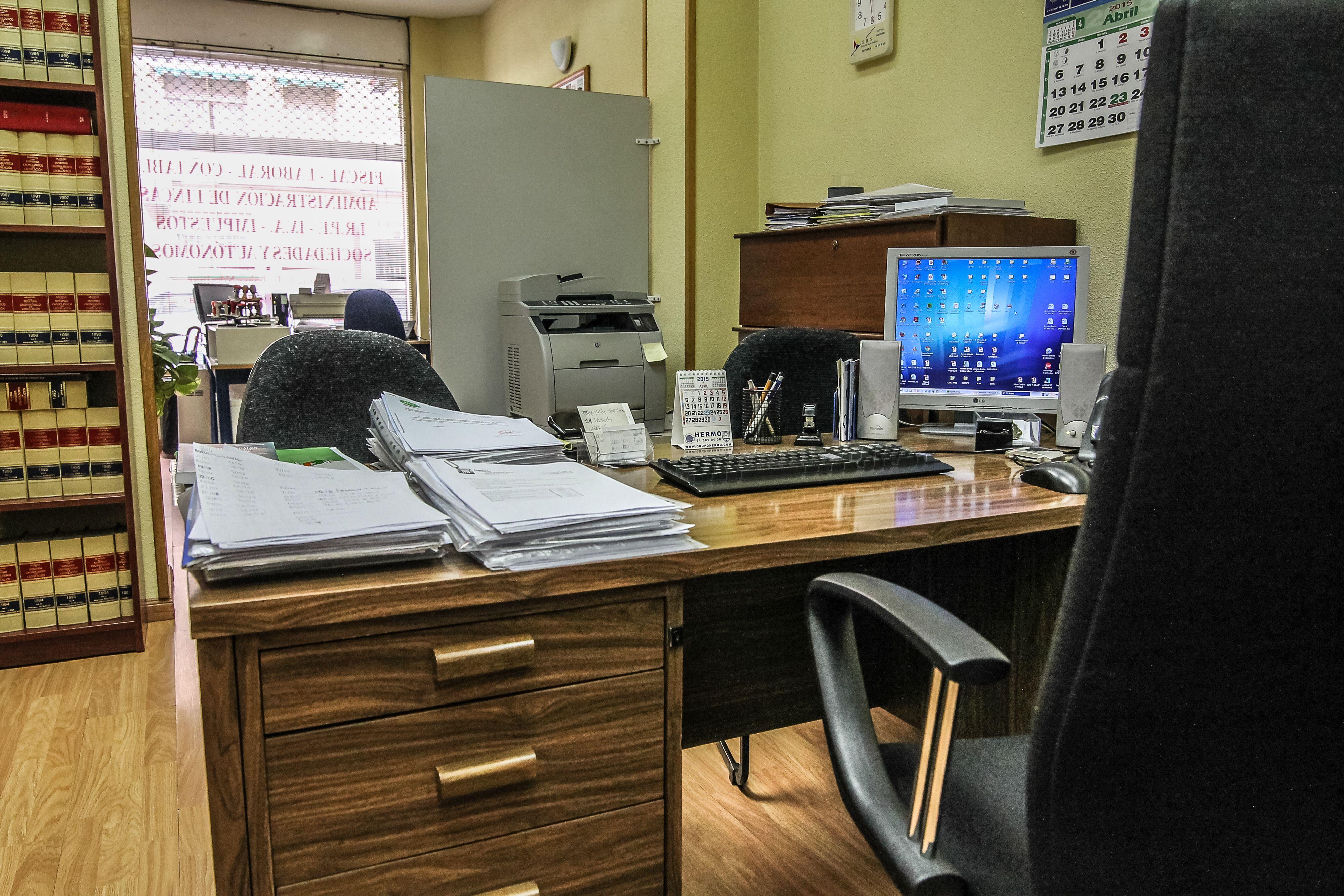 Foto 9 de Gestorías administrativas en Madrid | Asesoría y Tramitación, S.L.P.