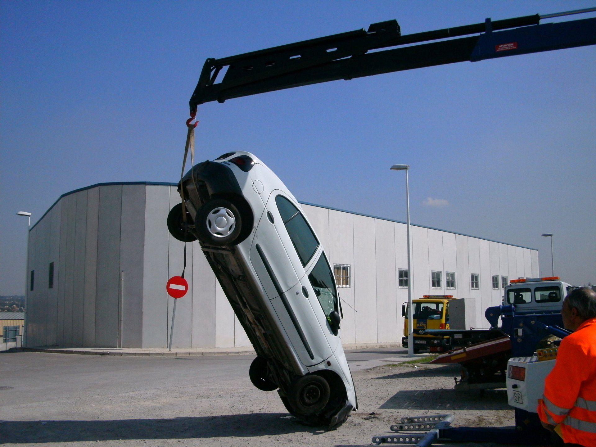 Servicio mecánica y grúas en Valencia