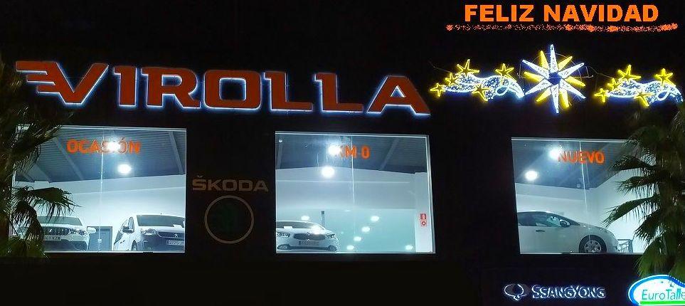 Foto 1 de Taller de automóviles en RIBA ROJA DE TURIA | AUTORRESCATE VIROLLA S.L.