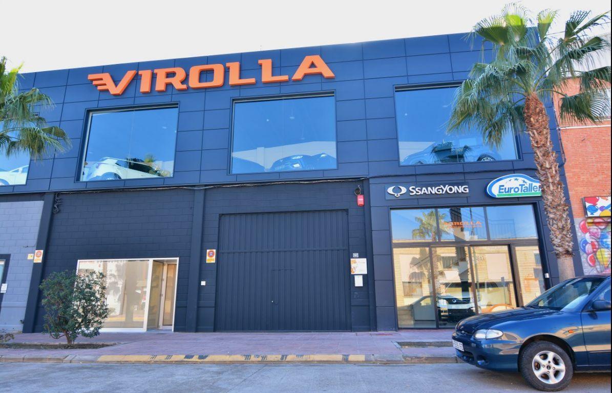 Vehículos de ocasión y taller mecánico en Valencia