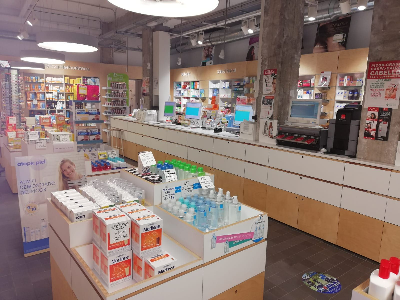 Homeopatía y plantas medicionales en Barakaldo